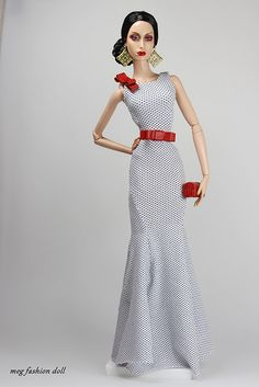 New outfit for Sybarite / FR16 / \'\' Chic VIII \'\' | por meg fashion doll