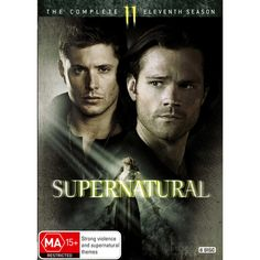 Supernatural: Season 11 | DVD | BIG W