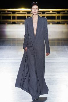 Grey - Haider Ackermann - Beautiful fabrics and Textures