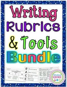 Periodic table color coding powerpoint with blank table pinterest writing rubrics and tools bundle great for milestones urtaz Image collections