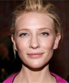 Kate Blanchett...Irish actress