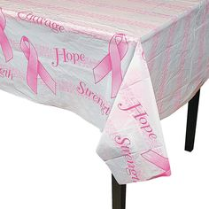 Breast+Cancer+Awareness+Tablecloth+-+OrientalTrading.com