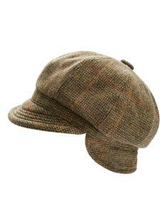 025cba8d95d HUNTSON Womens Deer Stalker Hat