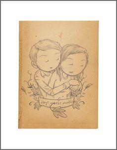 "I own this! Signed by Kurt, 1st of 50 printed. Kurt Halsey ""Years"""