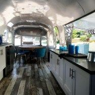 Gorgeous Airstream Renovation Tour Before And After Remodel (17)