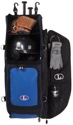 49116630ecf Louisville Slugger Deluxe Locker Bag, Maroon by Louisville Slugger. $29.95.  The maroon deluxe