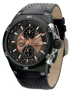 Includes Jorg Gray 3-Year Backed Warranty. Authorized Jorg Gray Retailer. Item Jorg Gray Men's Watch Model # JG7800-22 Case Stainless Steel Case Back Screw-In Stainless Steel Dial Color Bronze & Black