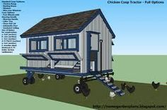 chicken house plans - Google Search