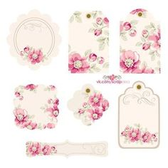 See the related pins for more gift tags aka labels like this. Printable Labels, Printable Stickers, Planner Stickers, Printables, Scrapbook Albums, Scrapbook Paper, Scrapbooking, Eid Crafts, Diy And Crafts