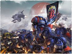 Black Templars, and Other Info from the Sample Pics - Faeit 212: Warhammer 40k News and Rumors