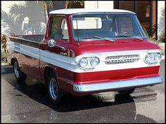 1961 Chevrolet Corvair Pickup 145 CI, Automatic for sale by Mecum Auction