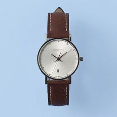 Georg Jensen - 1 watch worth $1,225! Enter to win at https://subscribe.luckymag.com/subscribe/luckymag/73806