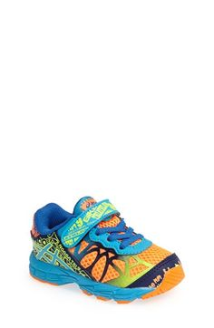ASICS® 'GEL® Noosa Tri 9' Running Shoe (Walker & Toddler)