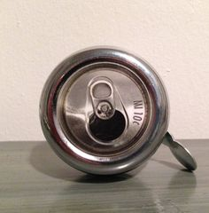 Pop Top Bicycle Bell by BringaLingBells on Etsy