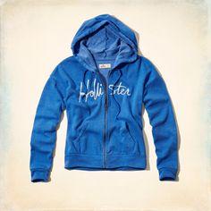 Girls Brooks Beach Hoodie | Girls Tops | HollisterCo.com