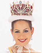 Miss International 2000: Venezuela - Vivian Urdaneta