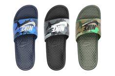 — Nike Benassi Slide JDI Camo Pack