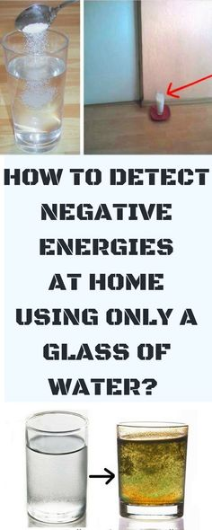 How to detect negative energies in your home with the help of a glass of water (video) - My Medicine Book Herbal Remedies, Home Remedies, Natural Remedies, Health Remedies, Creme Anti Rides, Energie Positive, Medicine Book, Money Problems, Health Products