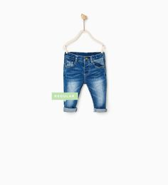 BASIC JEANS-JEANS-BABY BOY | 3 months - 4 years-KIDS | ZARA Canada