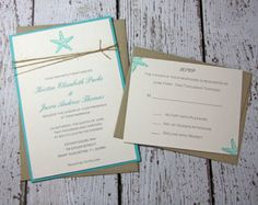 bohemian beach wedding invitations - Google Search