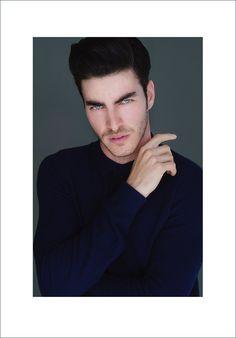 Gui Fedrizzi by Emmanuel Sanchez-Monsalve for Male Model Scene #hair #hairstyle #menshairstyle