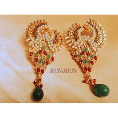 royal big red green danglers