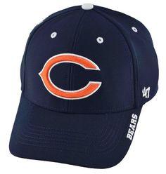 NFL Chicago Bears '47 Brand CONDENSER MVP Adjustable Cap
