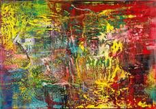 26 new paintings, on display before in the Museum Ludwig in Cologne on occasion of Gerhard Richter's 85th birthday, are now travelling to his native city and will be on show in the Albertinum in Dresden from Saturday on.
