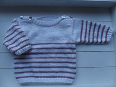 Knitting For Kids, Sons, Sweaters, Etsy, Fashion, Bold Stripes, Baby Coming Home Outfit, Nightgown, Style