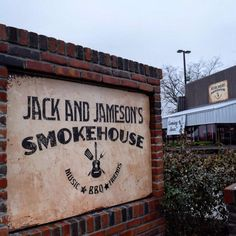 'Nashville' Star's Jack and Jameson's Smokehouse Is Now Open in Franklin I Believe In Nashville, Jonathan Jackson, Nashville Restaurants, Franklin Tennessee, Tennessee Vacation, Smokehouse, Vacation Spots, Places To See, Georgia