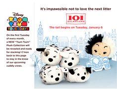 Tsum Tsum Tuesdays coming to a Disney Store near you!