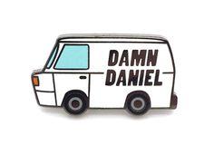 Damn Daniel Pin – PINTRILL
