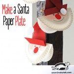 Make+a+Santa+Paper+Plate