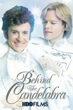 Behind The Candelabra (2013) Based on the autobiographical novel, the tempestuous 6-year relationship between Liberace and his (much younger) lover, Scott Thorson, is recounted. Matt Damon, Scott Bakula, Eric Zuckerman...TS bio