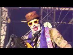 Limp Bizkit Limp Bizkit, Live Set, Hard Rock, Stage, Joker, Videos, Metal, Youtube, Fictional Characters