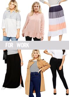 A few wintry workwear pieces I've been lusting over.