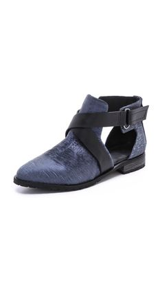 Tibi Gail Cutout Ankle Booties - http://rstyle.me/n/c7vjkr2z6