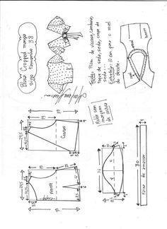T Shirt Sewing Pattern, Skirt Patterns Sewing, Baby Dress Patterns, Sewing Patterns Free, Clothing Patterns, Kurti Patterns, Sewing Basics, Sewing Hacks, Sewing Tutorials