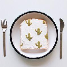 . 귀여운 선인장 . . . . #토스트#식빵#빵스타그램#디저트그램#빵순이#선인장#오픈샌드위치#맛스타그램#먹스타그램#푸드스타그램#인스타푸드#food#instafood#koreanfood#instapic#instapost#instaphoto#bread#toastart