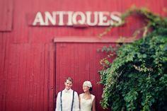 Blush Pink Outdoor Wedding on http://ruffledblog.com
