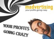 CRAZY PROFITS - Up to 20x more MARKETING POWER on the same budget!<br />