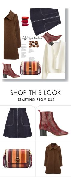 """""""Untitled #119"""" by orly-mandelbaum ❤ liked on Polyvore featuring Isabel Marant, Tory Burch and MaxMara"""
