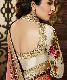 #embroidery and #Tailoring  #designer_blouses creative designs from RAGAMBIKA DESIGNS #Chennai mantioned in Bizbilla.com See more<>http://products.bizbilla.com/Andhra-Designer-Blouse_detail149747.html