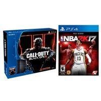 Playstation 4 BO III Bundle  NBA 2k17  $75 Dell Promo Gift Card - $299.99 #LavaHot www.lavahotdeals....
