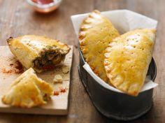 Découvrez la recette Empanadas mexicains sur cuisineactuelle.fr.