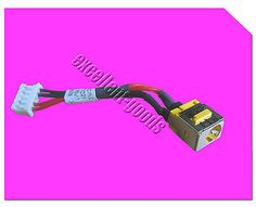 NEW Acer TravelMate 5320 5330 5530 5730 DC POWER JACK HARNESS CABLE