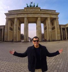 #eurotrip #berlin #germany #visitgermany #ferias #vacation #loucosporviagem #instatravel #travellovers #deutschland #visitberlin #viajenaviagem #gopro #goprohero4 #photooftheday #goprooftheday by igortcamacho