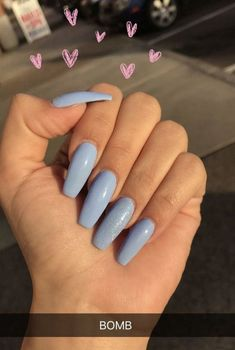 Semi-permanent varnish, false nails, patches: which manicure to choose? - My Nails Best Acrylic Nails, Acrylic Nail Designs, Nail Art Designs, Nails Design, Aycrlic Nails, Hair And Nails, Nail Nail, Coffin Nails, Gorgeous Nails