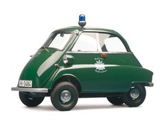1961 BMW Isetta 300 Police Car | The Bruce Weiner Microcar Museum 2013 | RM AUCTIONS
