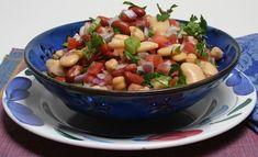 Green bean salads, Bean salads and Bean salad recipes on Pinterest